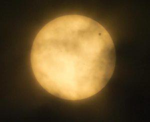 Tránsito de Venus 5 de Junio