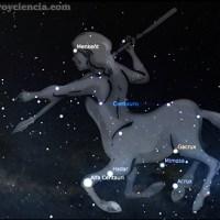 Historia de la constelación del Centauro o Centaurus