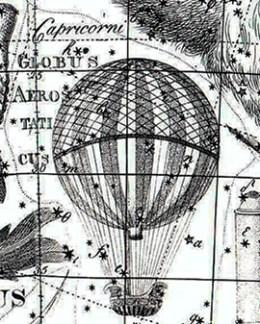 La constelación del Globo