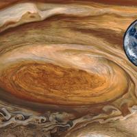 ¿Por qué la famosa Mancha Roja de Júpiter es roja?
