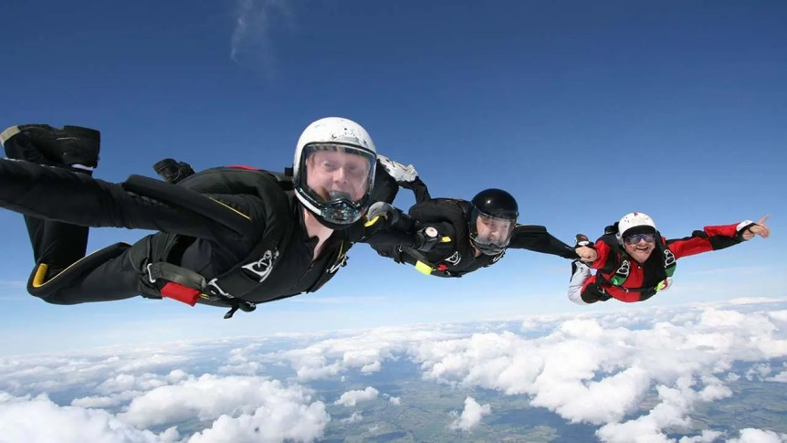 Accelerated Freefall AFF