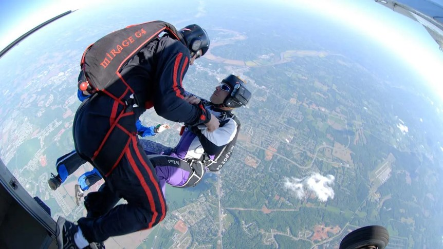 Skydiving Video Packages