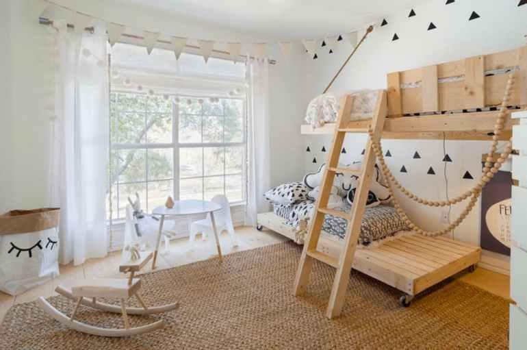 Aménager chambre enfant : le guide