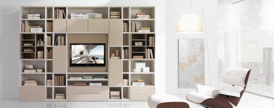 Astuce Dco bibliothque moderne  Astuces Bricolage