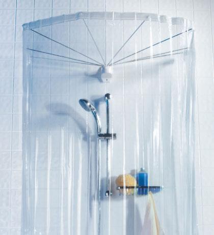 rideaux tapis de douche revetement
