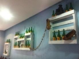 estanterias bar