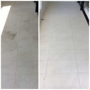 how to get balcony tiles clean avoid
