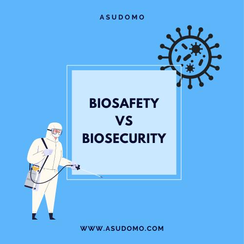 Perbedaan biosafety dan biosecurity