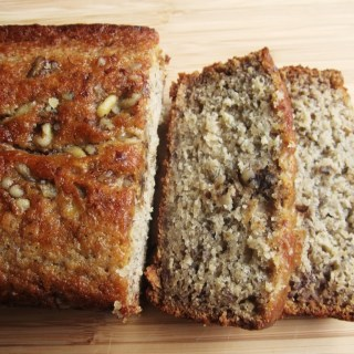 Moist Banana Nut Bread