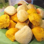 Savory Rosemary and Sweet Potato Dinner Rolls