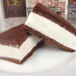 Homemade Ice Cream Sandwiches