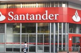 Oficina Banco Santander