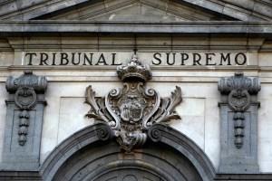 Tribunal Supremo Sentencias