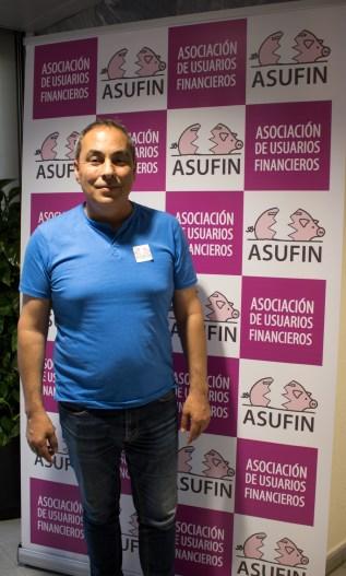 Asistente a la VI Conferencia Europea Sobre Hipotecas en Divisas en Barcelona