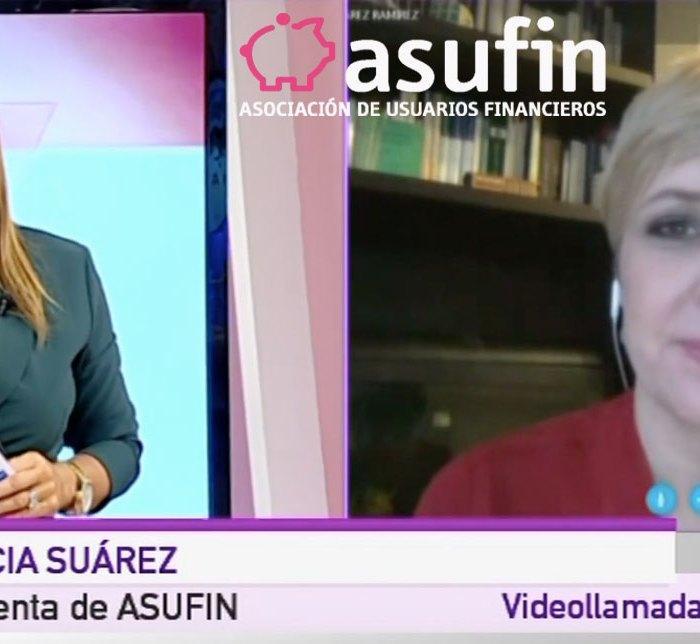 ASUFIN en la televisión de Castilla y León sobre la demanda colectiva por la gestión de Iberpistas en la Ap6 – vamos a ver – 09.01.18