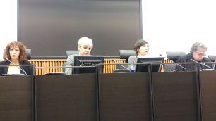 Congreso de los Diputados. Demandas Colectivas. ASUFIN. XNET. Patricia Suárez. Simona Levy.
