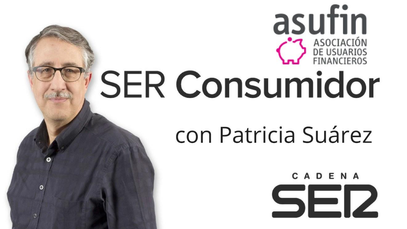 Wonder Woman en CADENA SER en el programa SER CONSUMIDOR de Jesús Soria
