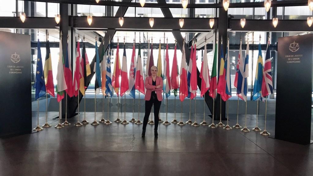 Patricia Suárez en Luxemburgo - Vista IRPH