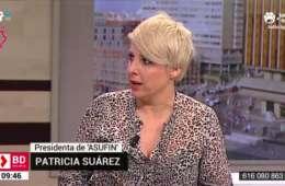 Patricia Suárez sobre hipoteca inversa - TELEMADRID