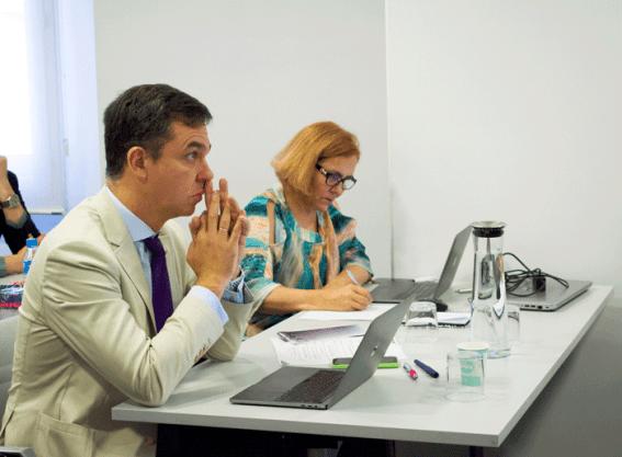 Carlos Fidalgo, abogado colaboradora de ASUFIN.