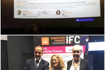 INNOVATION FINANCE CONGRESS - CMS - ASUFIN -FINTECH - 3