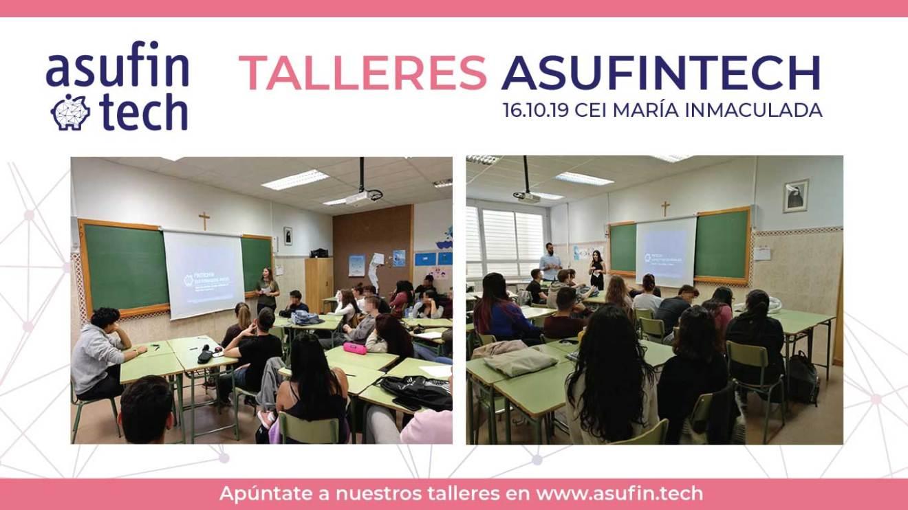 TALLER ASUFONTECH - 16.10.19