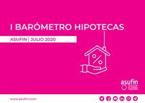I BARÓMETRO HIPOTECAS
