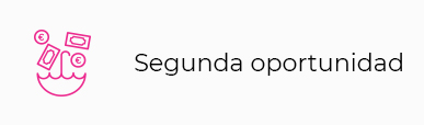 SEGUNDA OPORTUNIDAD