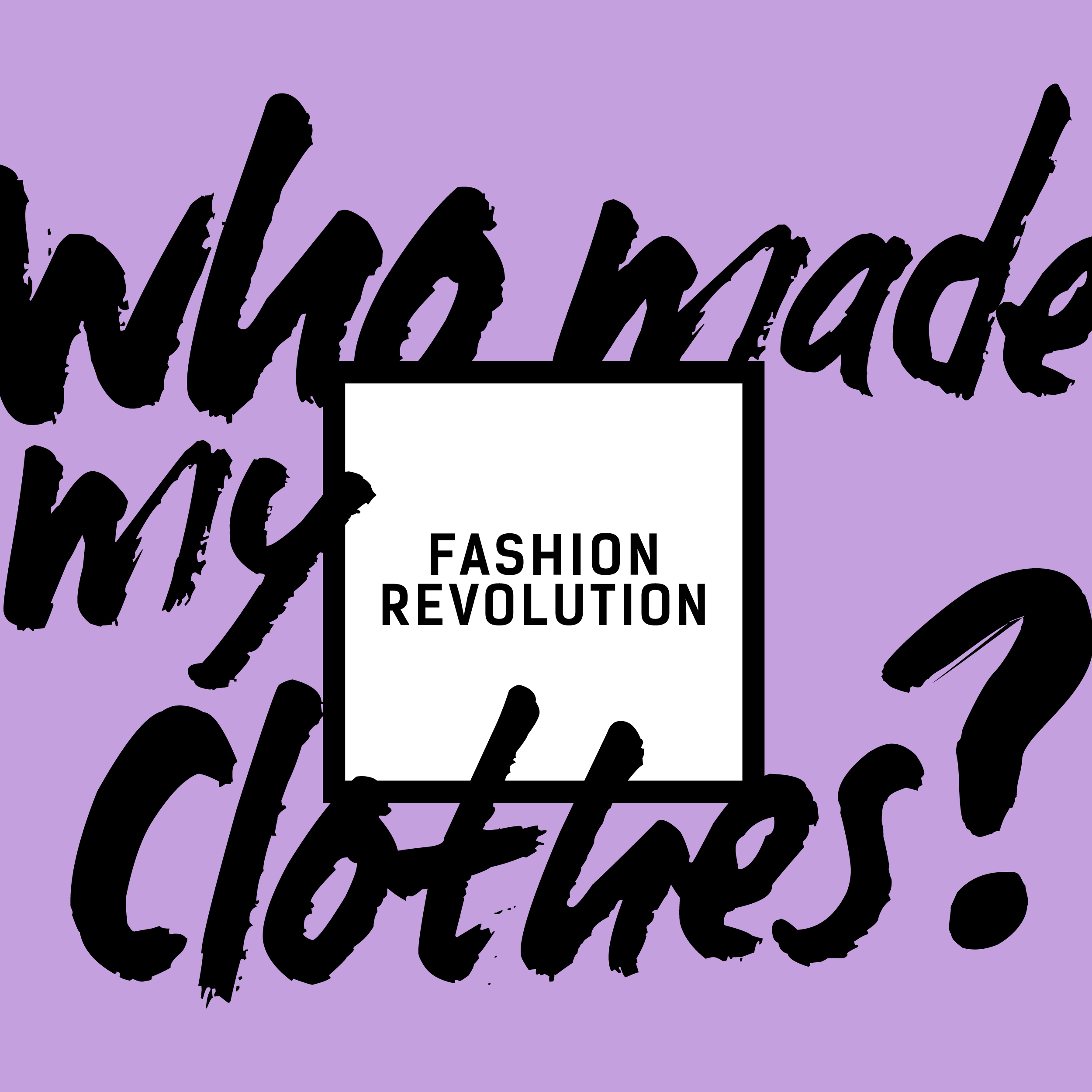 Image result for fashion revolution day 24th april