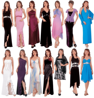 Latest Trendy Party Dresses For Women