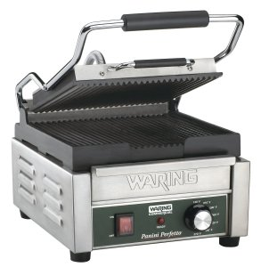 Waring Commercial WPG150 Compact Panini Grill