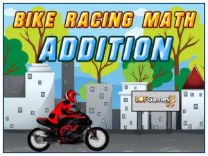 لعبة سباق الدراجات