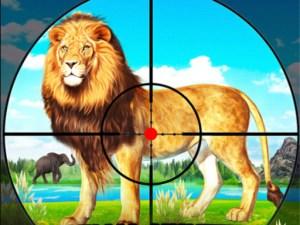 لعبة صيد الحيوانات