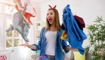 time saving laundry hacks for moms