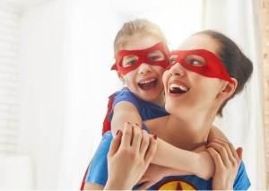 i am a supermom