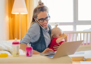 21 Best jobs for stay at home moms with little experience