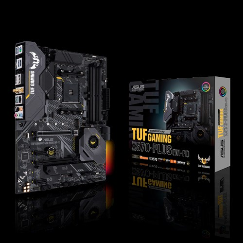 TUF Gaming X570-Plus (Wi-Fi)
