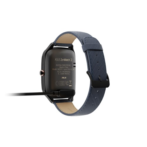 Back View of the ASUS ZenWatch 2