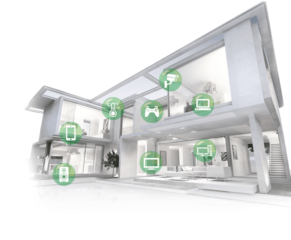 medium resolution of rt ac5300 supports multi device connection and help you to enable a smart home
