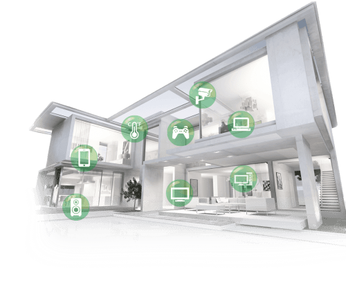 small resolution of rt ac5300 supports multi device connection and help you to enable a smart home