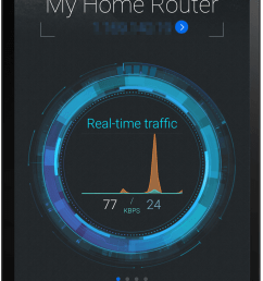 intuitive asus router app lets you control your network anywhere without needing to boot up [ 730 x 1425 Pixel ]