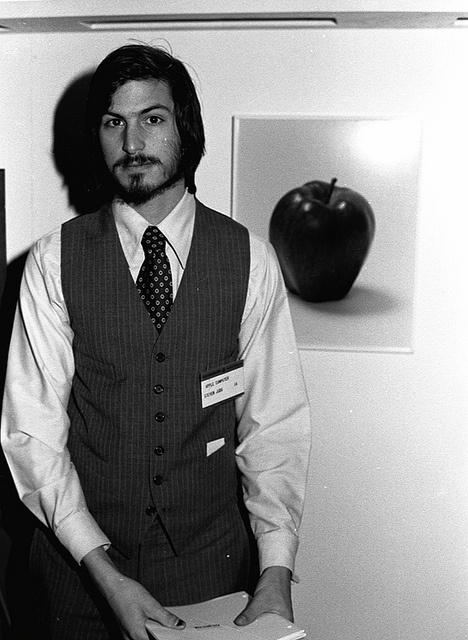 Steve Jobs, nombre apple