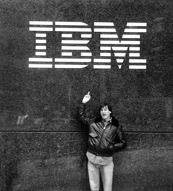 Steve Jobs, IBM