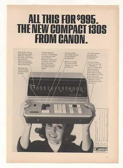 Anuncio Canon,1980