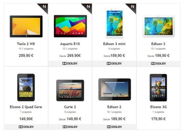 tablets actualizado