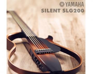 Las silenciosas guitarras Silent de Yamaha