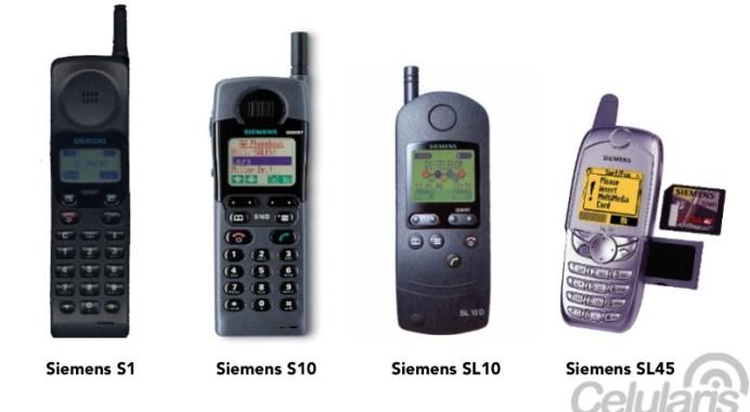 Historia y curiosidades de Siemens y sus teléfonos