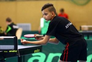 Rekson bei den Berliner Meisterschaften der A-Schüler 2014