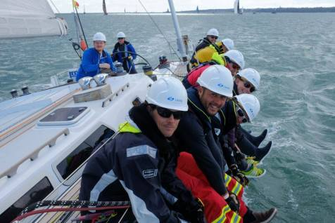 Safety First - Cowes Week