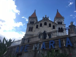 Perspektive: Santuario de Montalto, Messina